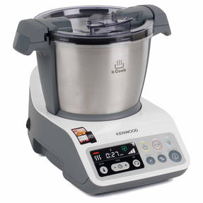 Kenwood CCC200 kCook Cooking Food Processor, 1.5 L, 800 W, White/Grey Thumbnail 2