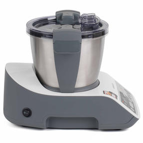 Kenwood CCC200 kCook Cooking Food Processor, 1.5 L, 800 W, White/Grey Thumbnail 5