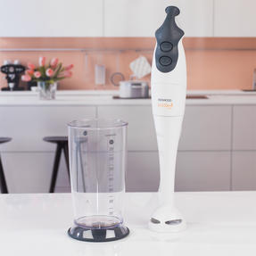 Kenwood HB605 Electric Dual-Speed Hand Immersion Blender, 0.7 L, 400 W, White Thumbnail 8