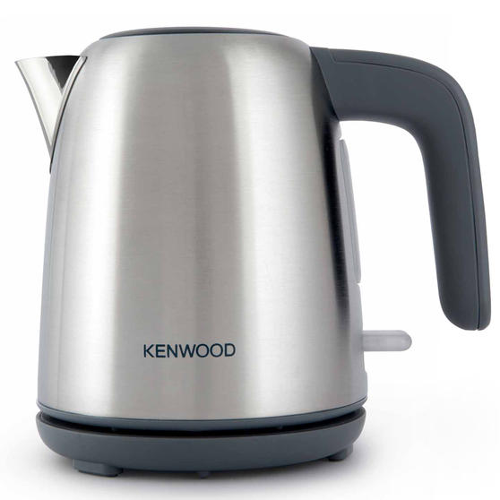 Kenwood SJM470 Scene Jug Kettle, 1 L, 2200 W, Grey/Stainless Steel