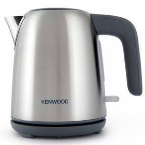 Kenwood SJM470 Scene Jug Kettle, 1 L, 2200 W, Grey/Stainless Steel Thumbnail 1