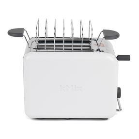 Kenwood TTM020A KMIX Two-Slice Toaster, 900 W, Stainless Steel, Coconut White Thumbnail 1