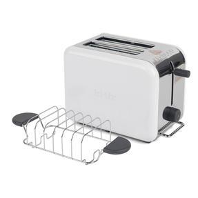 Kenwood TTM020A KMIX Two-Slice Toaster, 900 W, Stainless Steel, Coconut White Thumbnail 3