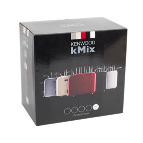 Kenwood TTM020A KMIX Two-Slice Toaster, 900 W, Stainless Steel, Coconut White Thumbnail 8