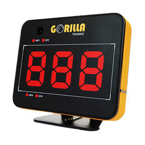 Gorilla Training 70475 Speed Vision, 2.0 Mega Pixel, 4GB, Black/Orange