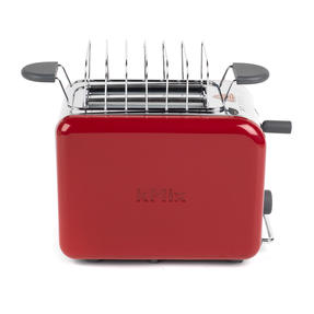 Kenwood TTM021 KMIX Two Slice Toaster, 900 W, Red Thumbnail 1