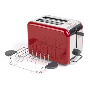 Kenwood TTM021 KMIX Two Slice Toaster, 900 W, Red Thumbnail 3