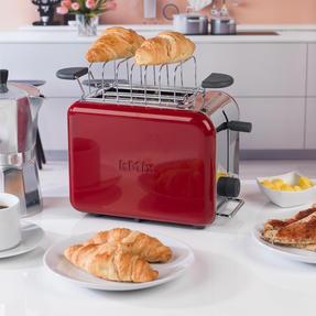 Kenwood TTM021 KMIX Two Slice Toaster, 900 W, Red Thumbnail 5