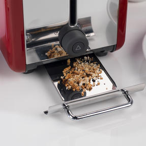 Kenwood TTM021 KMIX Two Slice Toaster, 900 W, Red Thumbnail 7