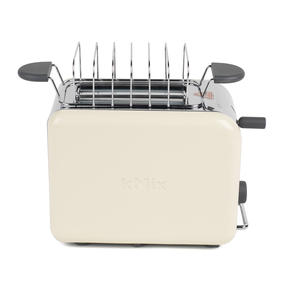 Kenwood TTM022 KMIX Two Slice Toaster, 900 W, Cream Thumbnail 1