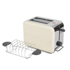 Kenwood TTM022 KMIX Two Slice Toaster, 900 W, Cream Thumbnail 3