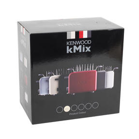 Kenwood TTM022 KMIX Two Slice Toaster, 900 W, Cream Thumbnail 8