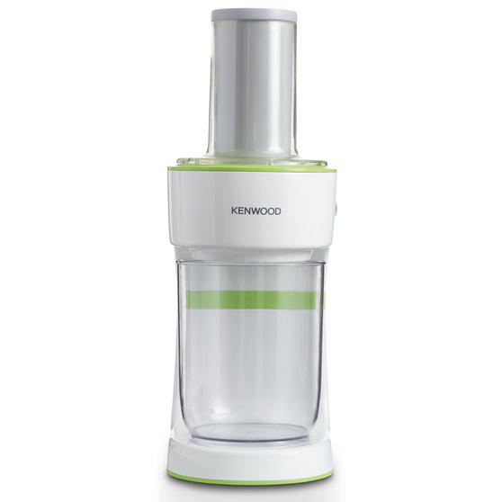 Kenwood FGP200WG Electric Fruit and Vegetable Spiralizer, 0.5 L, 70 W, White/Green