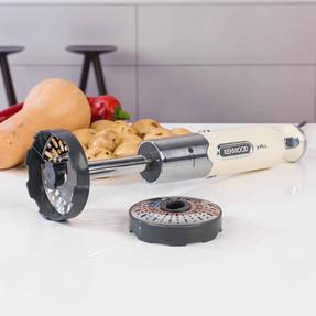 Kenwood HDM700 kMix Electric Tri-Blade Hand Blender, 1 L, 700 W, Cream Thumbnail 10