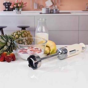 Kenwood HDM700 kMix Electric Tri-Blade Hand Blender, 1 L, 700 W, Cream Thumbnail 11