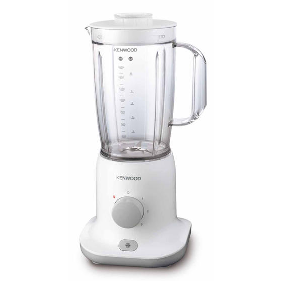 Kenwood BL460 Electric Three-Speed True Blender With Removable Blades, 2 L, 600 W, White