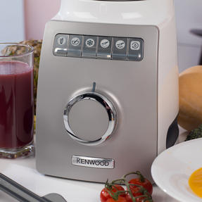 Kenwood BLM800 Blend-X Pro Variable Speed Electric Blender, 1.6 L, 1400 W, White/Grey Thumbnail 4