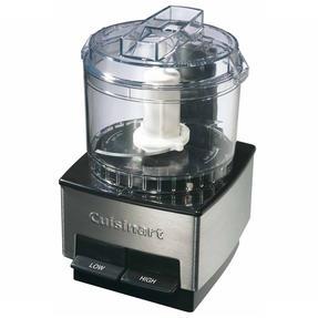 Cuisinart DLC1SSRU Mini Electric Food Processor, 600 ml, 200 W, Stainless Steel Thumbnail 2