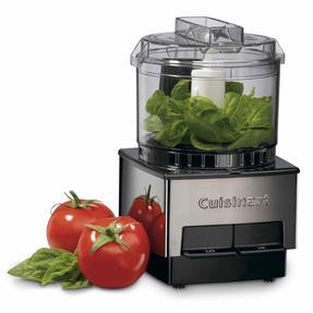 Cuisinart DLC1SSRU Mini Electric Food Processor, 600 ml, 200 W, Stainless Steel Thumbnail 3