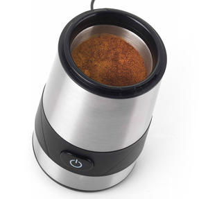 Salter Electric Coffee and Spice Grinder, 60 g, 200 W, Stainless Steel Thumbnail 6
