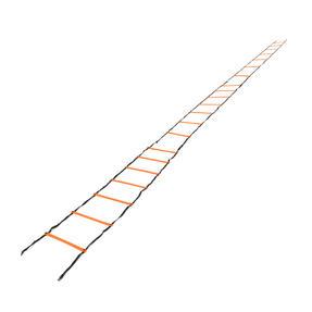 Gorilla Training COMBO-4065 Sports Agility Training Set with 5 Hurdles and 9m Speed Ladder, Black/Orange Thumbnail 5