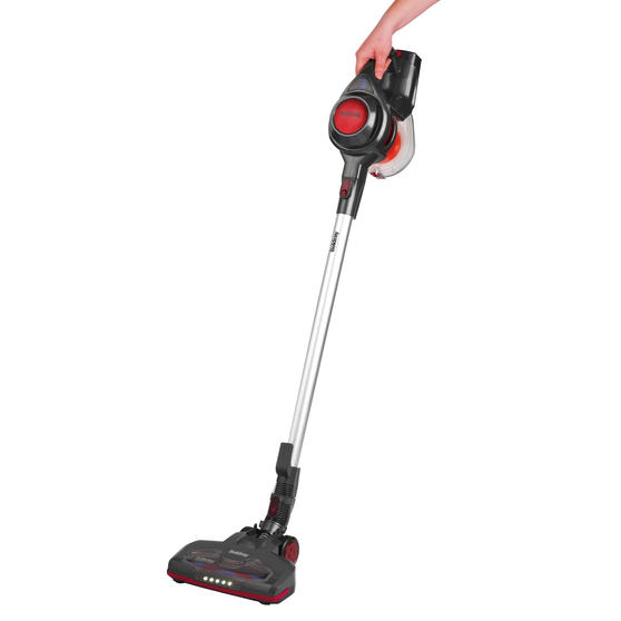 Beldray Airgility Cordless 2-in-1 Multi-Surface Vacuum Cleaner with Wall Bracket