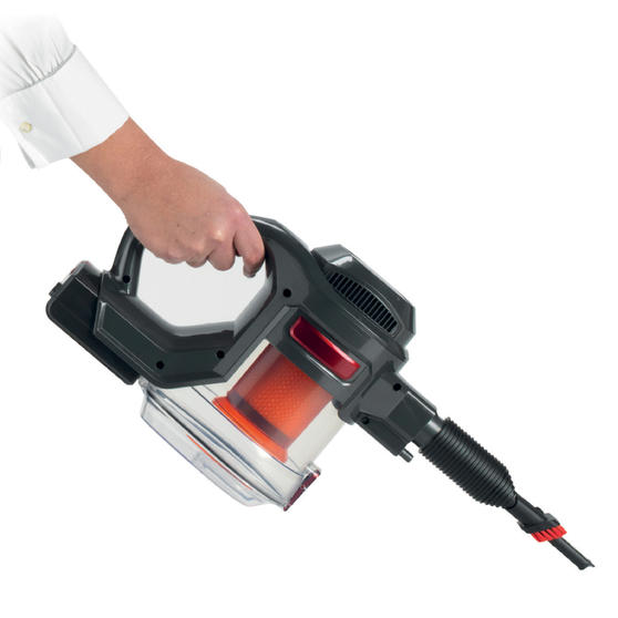 Beldray Airgility Cordless 2-in-1 Multi-Surface Vacuum Cleaner with Wall Bracket Thumbnail 5
