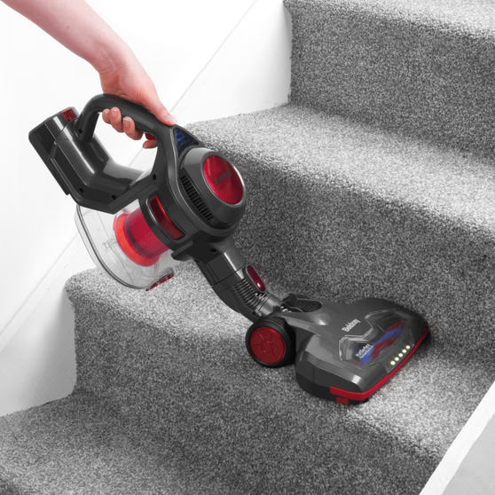 Beldray Airgility Cordless 2-in-1 Multi-Surface Vacuum Cleaner with Wall Bracket Thumbnail 7