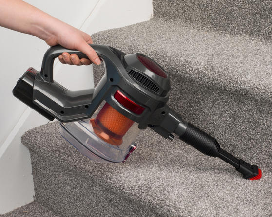 Beldray Airgility Cordless 2-in-1 Multi-Surface Vacuum Cleaner with Wall Bracket Thumbnail 8