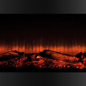 Beldray EH3145MOB Corsica Electric Wall Fire with LED Flame Effects, 900 W / 1800 W Thumbnail 6