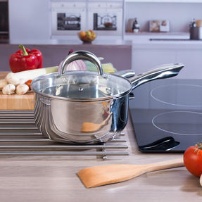 Russell Hobbs COMBO-4040 Optimum Collection Saucepans, 16 / 18 CM, Stainless Steel Thumbnail 5