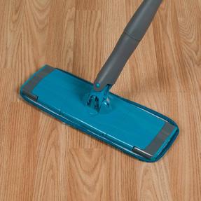 Beldray LA050151EU Easy Twist & Wring Extendable Flat Head Mop, 132 cm, Turquoise Thumbnail 12
