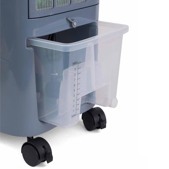 Beldray 6 Litre Air Cooler, 65 W, White/Grey Thumbnail 6