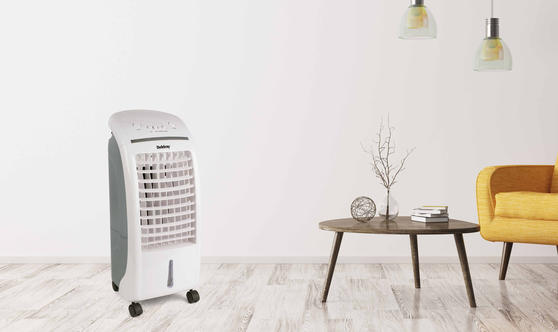 Beldray 6 Litre Air Cooler, 65 W, White/Grey Thumbnail 8