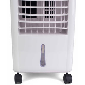 Beldray EH3056STK 6 L Purifying Portable Air Cooler with 3 Fan Speeds and Ioniser function, Water Level Indicator & Swing Function for Air Circulation, 65 W, White/Grey Thumbnail 4