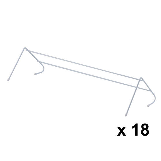 Beldray COMBO-4258 Radiator Clothes Drying Airer, Pack Of 18