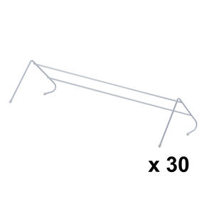 Beldray COMBO-4259 Radiator Clothes Drying Airer, Pack Of 30 Thumbnail 1