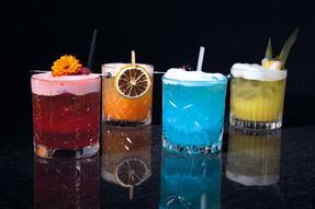 RCR COMBO-4267 Mixology Luxion Crystal Tumbler Whisky Short Glasses, Set of 12 Thumbnail 2