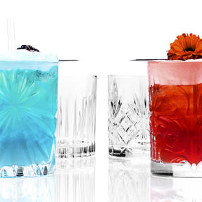 RCR COMBO-4267 Mixology Luxion Crystal Tumbler Whisky Short Glasses, Set of 12 Thumbnail 9