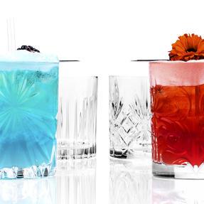 RCR COMBO-4268 Mixology Luxion Crystal Tumbler Whisky Short Glasses, Set of 20 Thumbnail 4