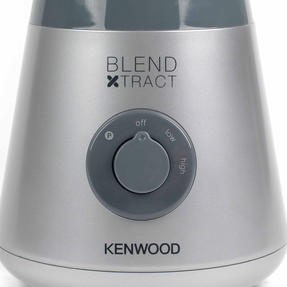 Kenwood SMP060 Blend Xtract Sport Smoothie Maker With Detachable Blades, 0.6 L, 300 W, Silver Thumbnail 5