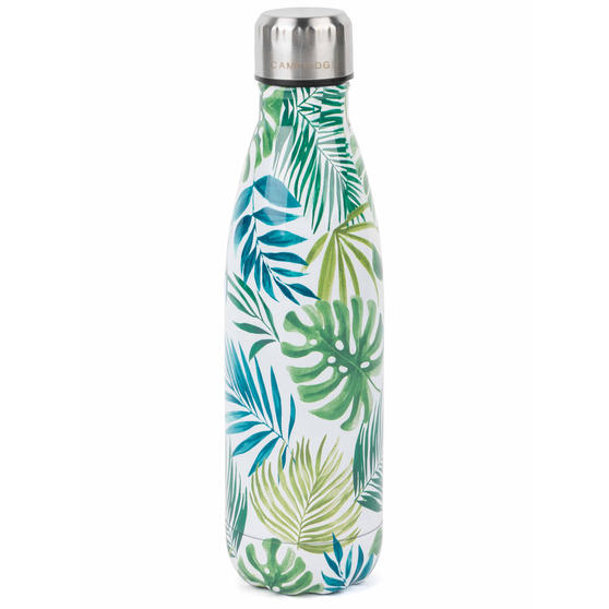 Cambridge Polynesia Thermal Insulated Flask Bottle, 500 ml, Stainless Steel
