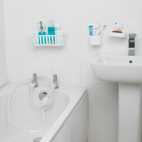 Beldray COMBO-4230 Push-On 150 cm Caravan and Pet Shower Mixer Set with Suction Cup Bathroom Accessories Thumbnail 2