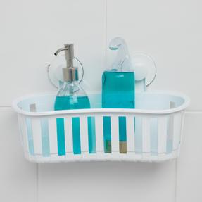 Beldray COMBO-4231 Push-On 150 cm Caravan and Pet Shower Mixer Set with Suction Bathroom Basket Thumbnail 4