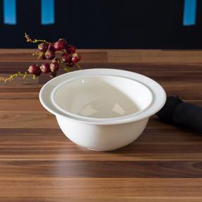 Alessi COMBO-3347 La Bella Tavola Porcelain Cereal, Soup, Dessert Bowls, 16 cm, Set of 12 Thumbnail 3