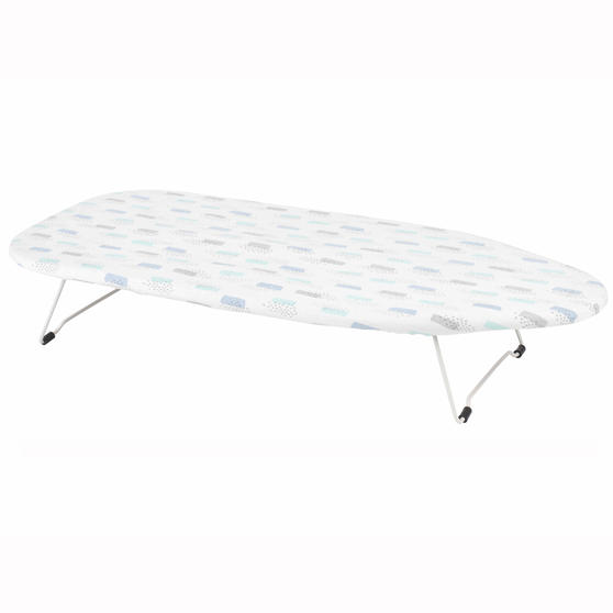 Elise Table Top Ironing Board With Cotton Cover