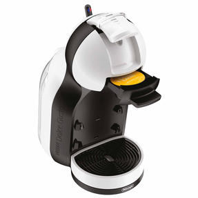 De?Longhi COMBO-4130 Nescafe Dolce Gusto Mini Me Coffee Machine with Icona Four-Slice Toaster, White / Onyx Black Thumbnail 5