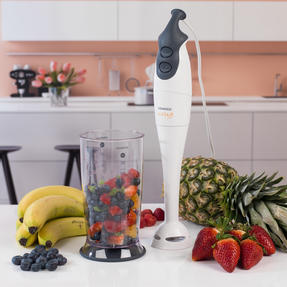 Kenwood COMBO-4133 Electric Dual-Speed Hand Immersion Blender with Fruit and Vegetable Spiralizer Kitchen Gadget Set Thumbnail 6