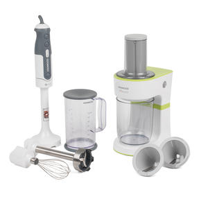 Kenwood COMBO-4134 Tri-Blade Hand Blender and Electric Fruit and Vegetable Spiralizer Kitchen Gadget Set Thumbnail 1