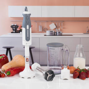 Kenwood COMBO-4134 Tri-Blade Hand Blender and Electric Fruit and Vegetable Spiralizer Kitchen Gadget Set Thumbnail 5